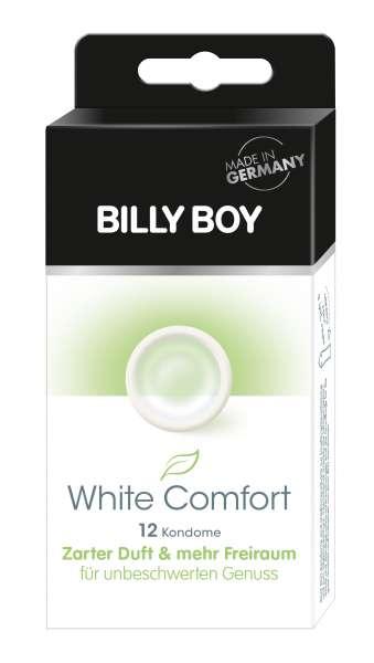 BILLY BOY White Comfort 12 St. SB-Pack.
