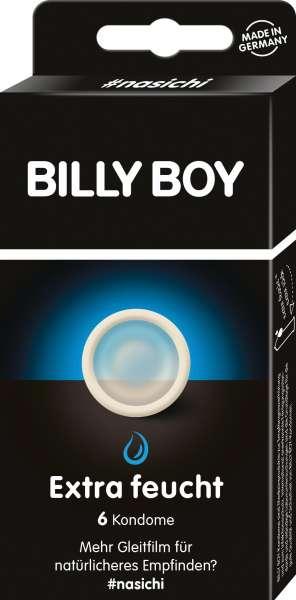 BILLY BOY Extra Feucht 6 St. SB-Pack.