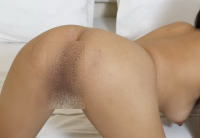 Aya Vagina Anal Masturbator mit Vibration