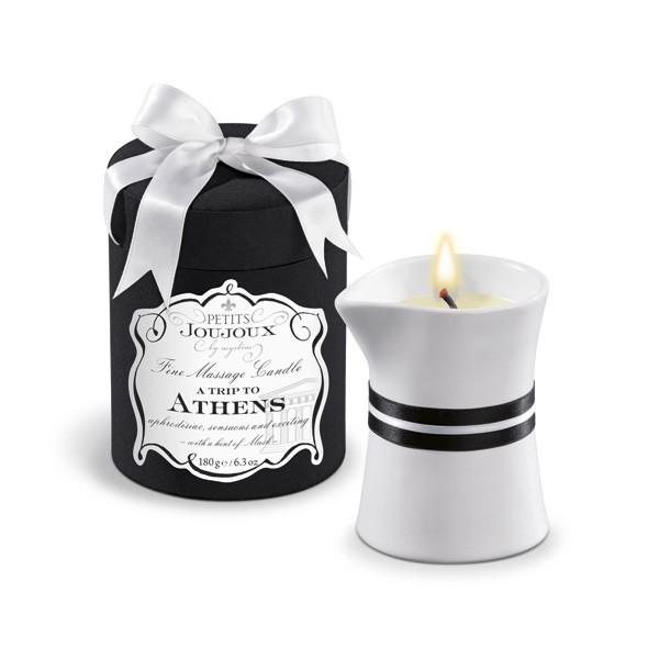 Petits Joujoux Massage Candle Athens 190 gram