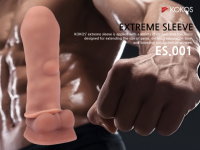 Kokos Extreme Penis Sleeve ES001 Größe M