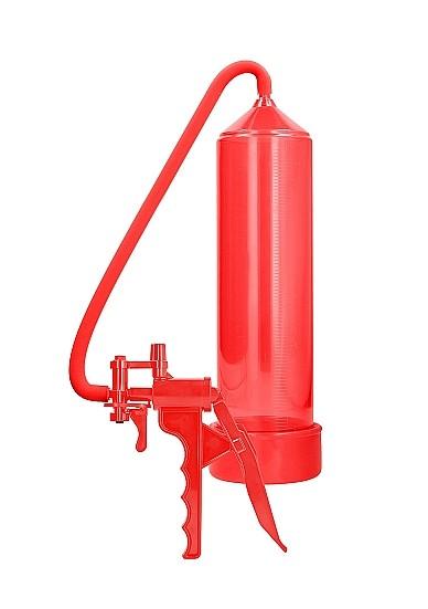 Elite Beginner Pump - Red