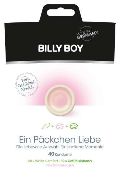 BILLY BOY Ein Päckchen Liebe 40er Mix-Btl.